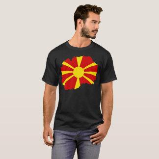 Macedonia-Nations-T - Shirt
