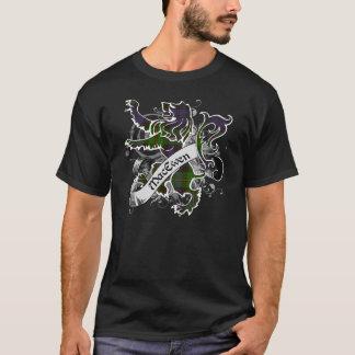 MacEwen Tartan-Löwe T-Shirt