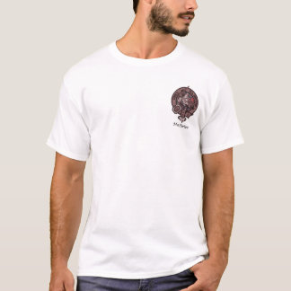 Macfarlane Clan-Wappen T-Shirt