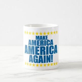 MACHEN SIE AMERIKA AMERIKA WIEDER! KAFFEETASSE