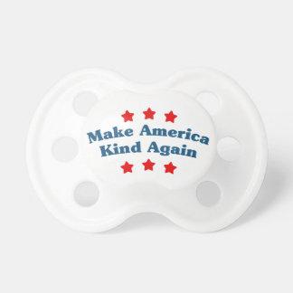 Machen Sie Amerika-Art wieder Schnuller