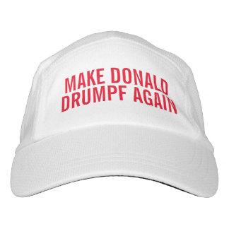 Machen Sie Donald Drumpf wieder Headsweats Kappe