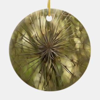 Machen Sie einen Wunsch Keramik Ornament