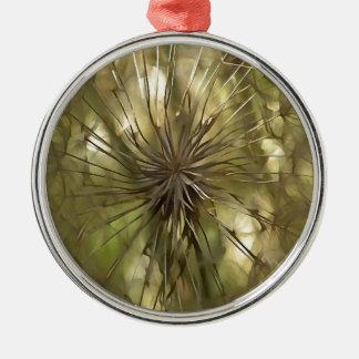 Machen Sie einen Wunsch Silbernes Ornament