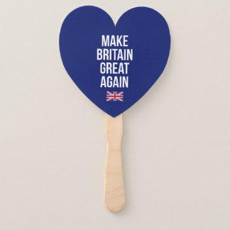 Machen Sie Großbritannien großes wieder #Brexit Fächer