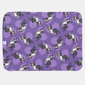 Machen Sie Ihr eigenes Cartoon-Haustier Baby-Decken