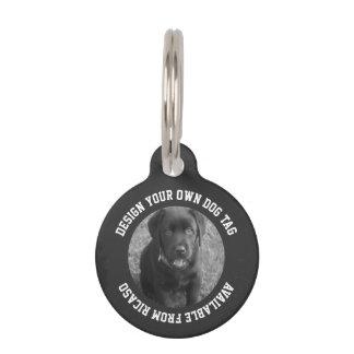 Machen Sie Ihr eigenes personalisiertes Haustiermarke