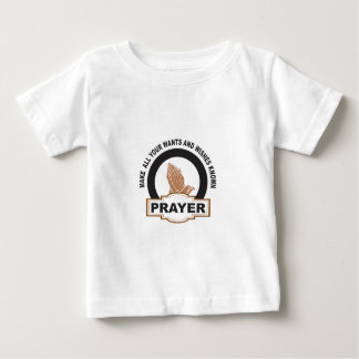 machen Sie Ihr ganzes will und die bekannten Baby T-shirt