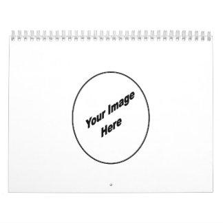 Machen Sie Ihr von einem netten Kalender