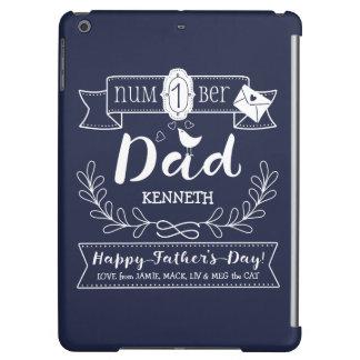 Machen Sie Ihren eigenen der Vatertags-Nr. 1 Vati