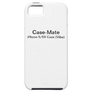 Machen Sie Ihren eigenen iPhone 5 Fall (Vibe) iPhone 5 Schutzhülle