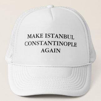 Machen Sie Istanbul Konstantinopel wieder Truckerkappe