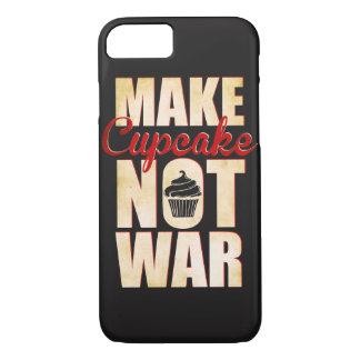 Machen Sie Krieg des kleinen Kuchens nicht iPhone 8/7 Hülle