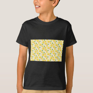 Machen Sie Limonade - süßen gelben Zitronen-Druck T-Shirt
