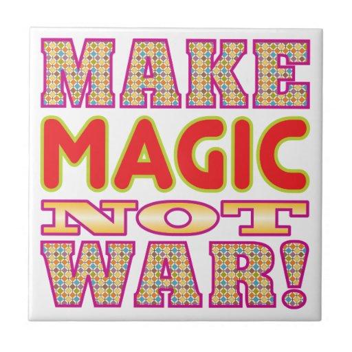 Machen Sie Magie v2 Fliese
