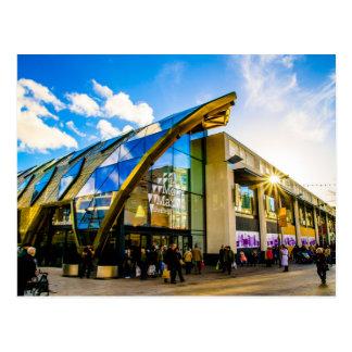 Machen Sie Markt von Sheffield fest Postkarte