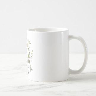 Machen Sie/Merovingian Stern-König von Europa fest Kaffeetasse