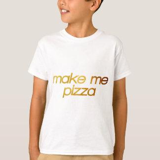Machen Sie mich Pizza! Ich habe Hunger! Trendy T-Shirt
