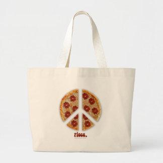 """""""Machen Sie Pizza, nicht Kriegs-"""" Taschen"""