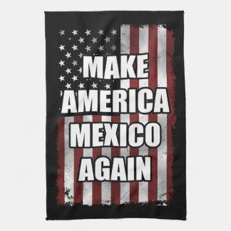 Machen Sie Shirt | Amerikas Mexiko wieder lustiges Küchentuch