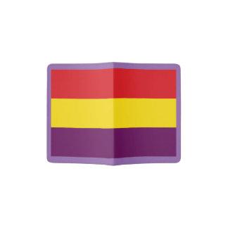 Machen Sie Spanien großen wieder - Bandera de Passhülle