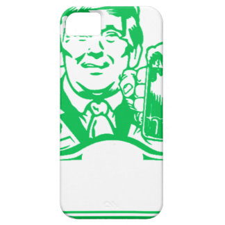 machen Sie St. patricks Tagesgroßes wieder Grün iPhone 5 Schutzhülle