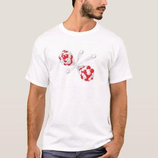 machen Sie wie ein Atom und spalten Sie sich auf T-Shirt