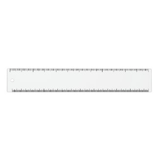 Machthaber des Acryl-12-Inch Lineal