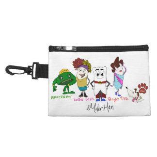 Mächtige MolarMan und Friends® Zusatz-Tasche