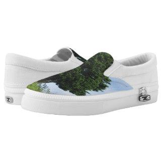 Mächtige Zeder Slip-On Sneaker