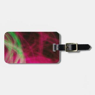 Mächtiger Aphrodite-Gepäckanhänger mit Lederband Gepäckanhänger