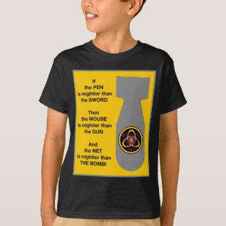 Mächtiges Netz 2 T-Shirt