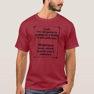 Machtkampf Historiker T-Shirt