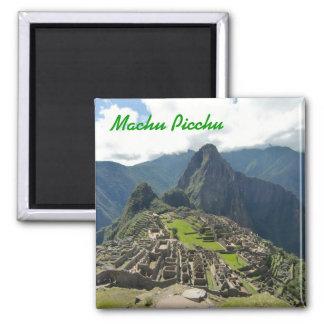 Machu Picchu Magnet Kühlschrankmagnete