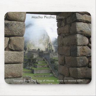 Machu Picchu, Peru Mauspad