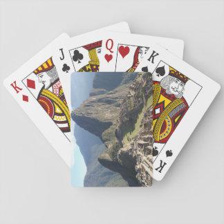 Machu Picchu Spielkarten