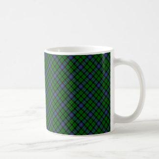MacIntyre Clantartan-Scottish entworfener Druck Kaffeetasse