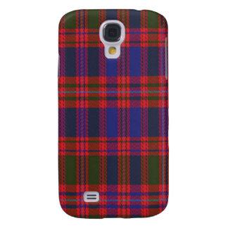 Macintyre schottischer Tartan Samsung rufen Fall Galaxy S4 Hülle