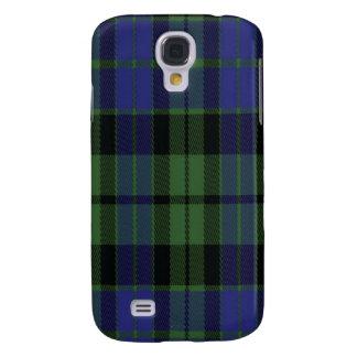 Mackay schottischer Tartan Samsung rufen Fall an Galaxy S4 Hülle