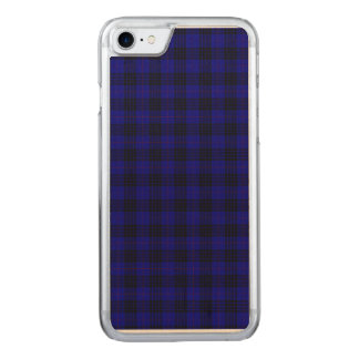 MacKay Tartan Carved iPhone 8/7 Hülle
