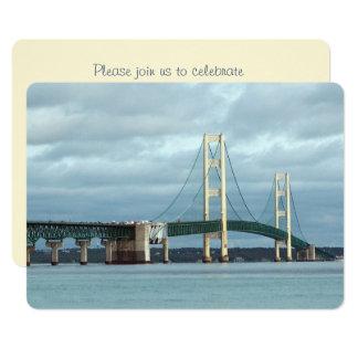 Mackinac Brücke 425 Karte