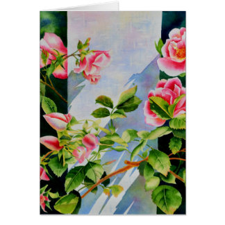 Mackinac Rose Karte