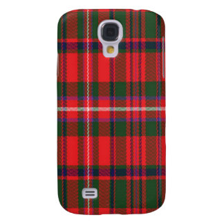 Mackinnon schottischer Tartan Samsung rufen Fall Galaxy S4 Hülle