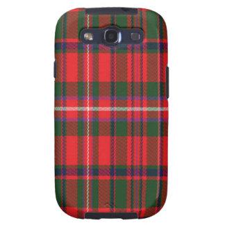 Mackinnon schottischer Tartan Samsung rufen Fall Schutzhülle Fürs Galaxy S3