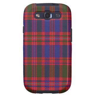 Mackintyre schottischer Tartan Samsung rufen Fall Samsung Galaxy S3 Schutzhüllen