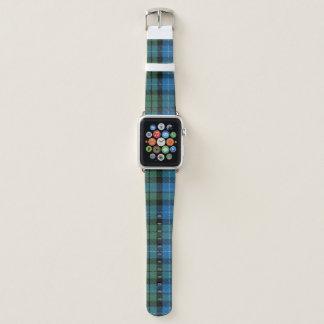 MacKirdy Clan-kariertes Apple-Uhrenarmband Apple Watch Armband