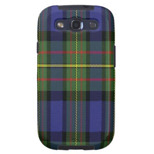 Maclaren schottischer Tartan Samsung rufen Fall an Galaxy SIII Hülle