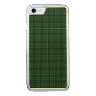 MacLean Tartan Carved iPhone 8/7 Hülle