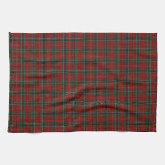 Maclean Tartan schottisches modernes MacLean von Handtuch