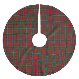 Maclean Tartan schottisches modernes MacLean von Polyester Weihnachtsbaumdecke